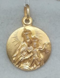 ¿Buscas Medallas De La Virgen Del Carmen?